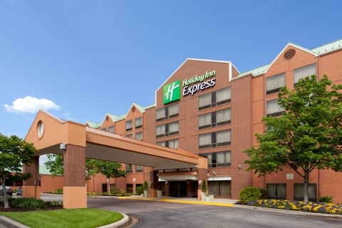Holiday Inn Express Baltimore-bwi Airport West Hotel