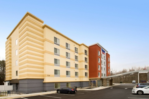 Fairfield Inn & Suites Arundel Mills Bwi Airport