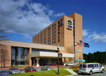 Hotel Best Western Plus Hotel and Conference Center, MD 21224