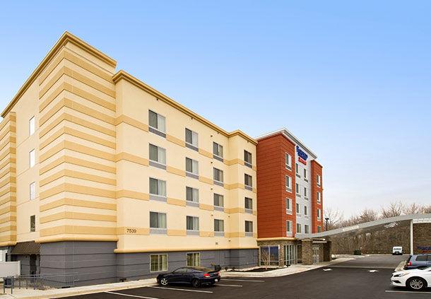 Fairfield Inn Suites Arundel Mills BWI Airport Severn UnitedStates