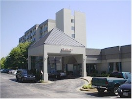 The Clarion Formerly The Ramada Bwi Airport Arundel Mills